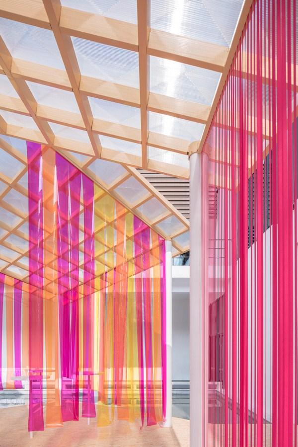 Suzhou Design Week Pavilion By MAT - Sheet21