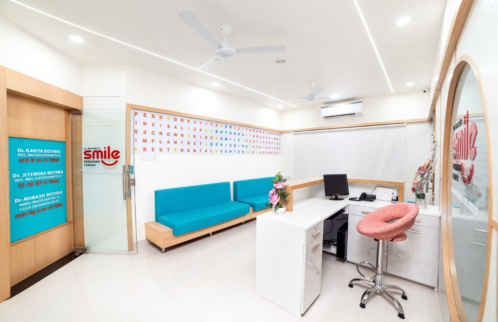 Smile Design Centre by Prarthit Shah Architects - sheet1