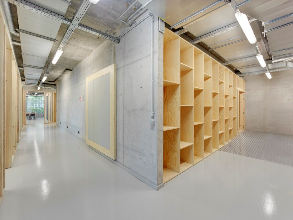 Care lab By dmvA Architects - Sheet2
