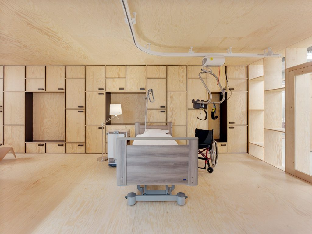 Care lab By dmvA Architects - Sheet5