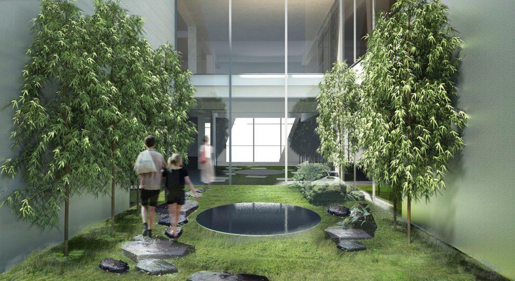 Cifi Beijing By Steven Holl Architects - Sheet2