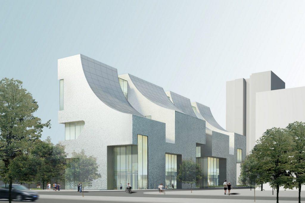 Cifi Beijing By Steven Holl Architects - Sheet4