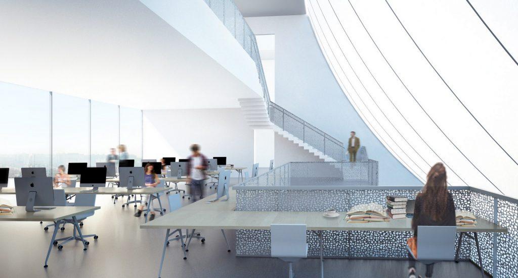 Cifi Beijing By Steven Holl Architects - Sheet6