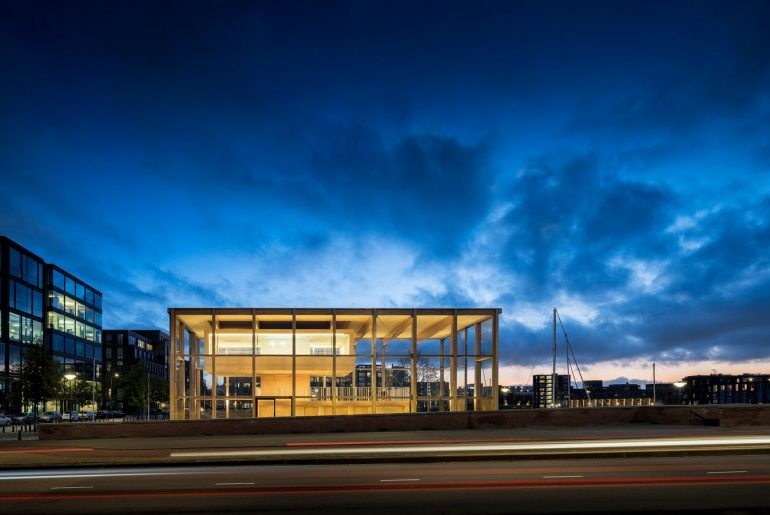 Harbour Building for a Sailing Club By Margulis Moormann Architects - Sheet10