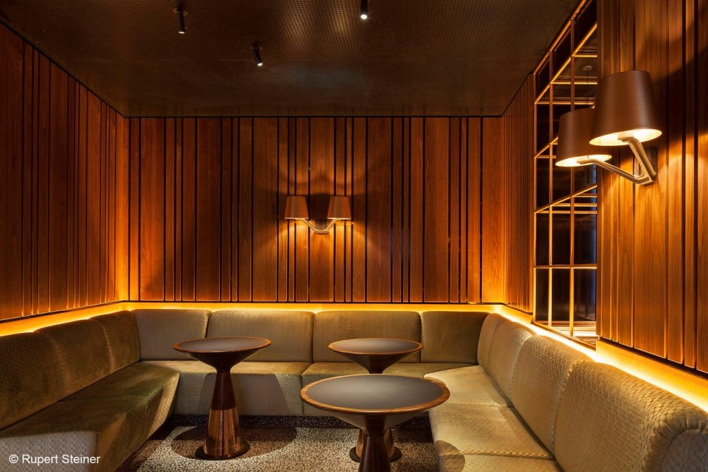 Hotel DAS TRIEST, PORTO Bar by BEHF Architects - sheet5