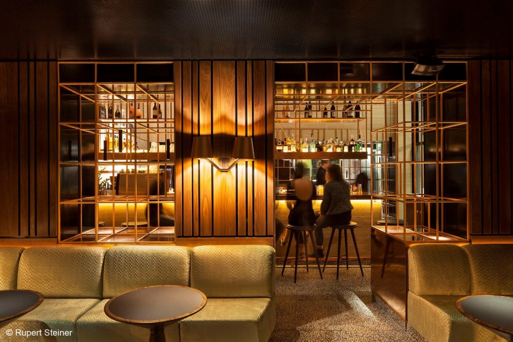 Hotel DAS TRIEST, PORTO Bar by BEHF Architects - sheet6