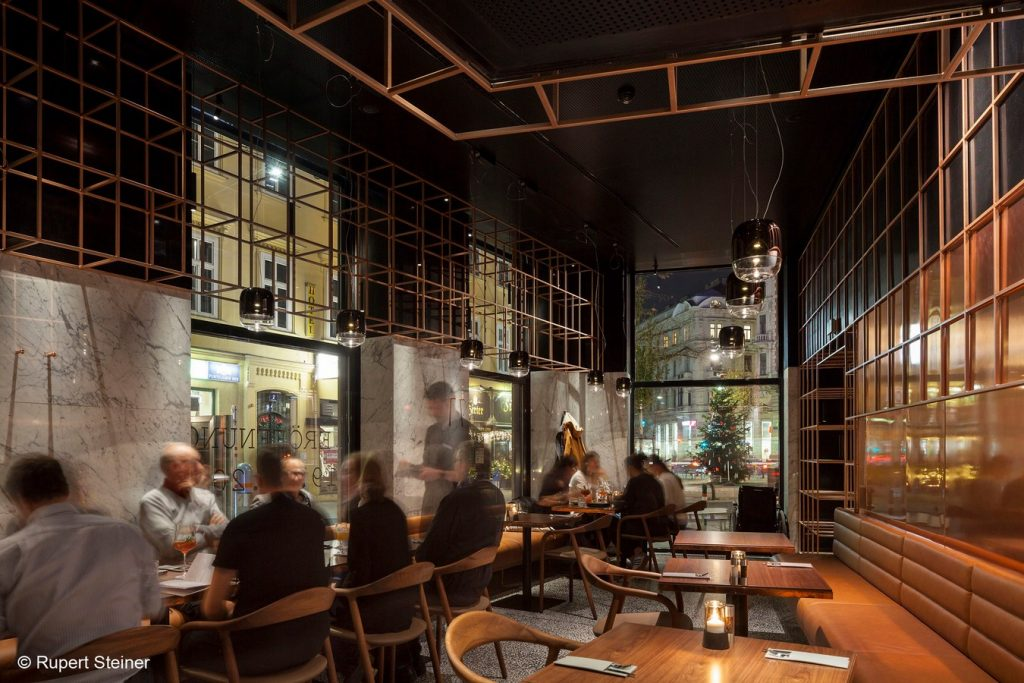 Hotel DAS TRIEST, PORTO Bar by BEHF Architects - sheet1