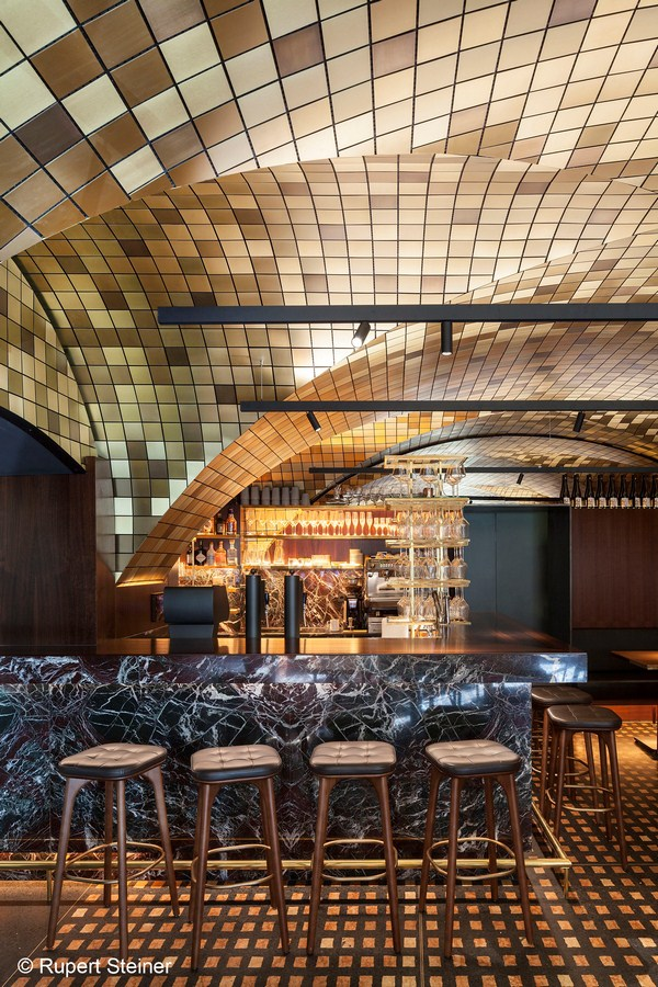 Koller + Koller am Waagplatz Restaurant by BEHF Architects - sheet1