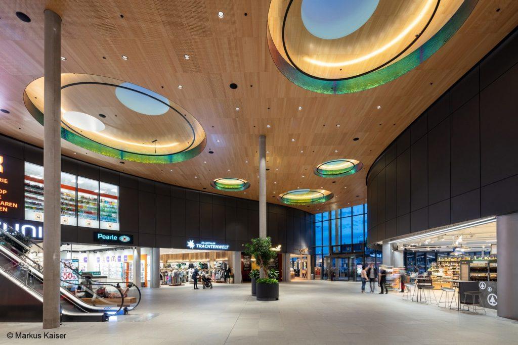 Shopping Mall WEZ by BEHF Architects - sheet3