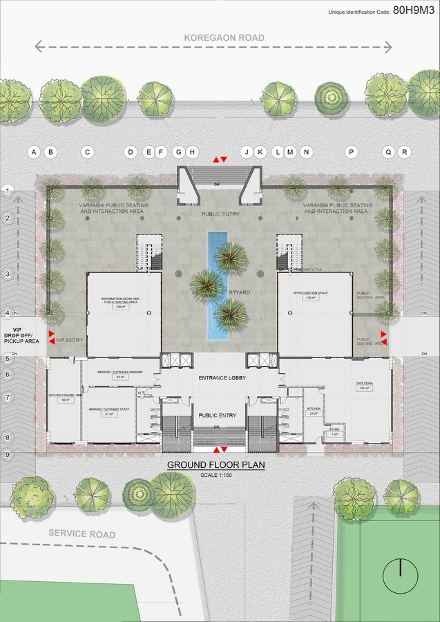 Satara Municipal Council Design Proposal - Finalist By Studio UD+AC - Sheet6