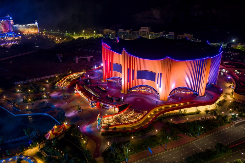 Chimelong Theatre By Stufish Entertainment Architects - sheet1