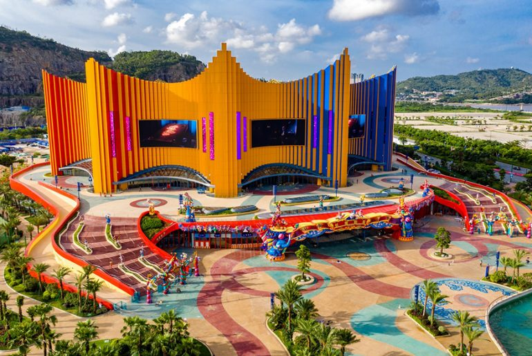 Chimelong Theatre By Stufish Entertainment Architects