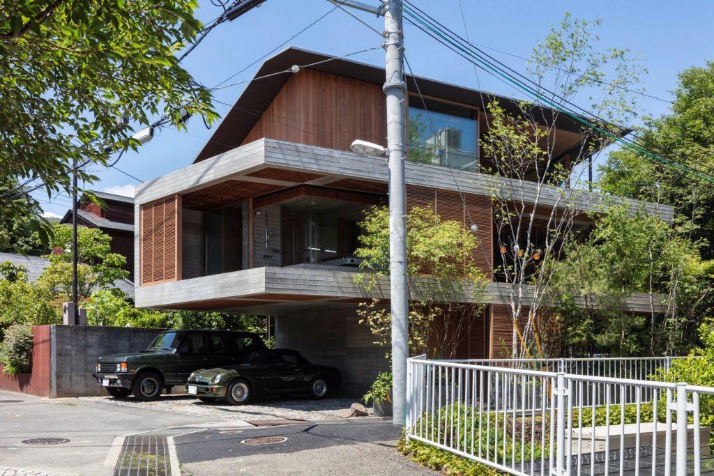 Fuseika House By T-Square Design Associates - sheet2
