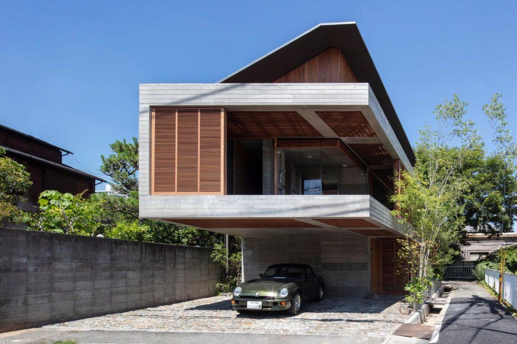 Fuseika House By T-Square Design Associates - sheet4