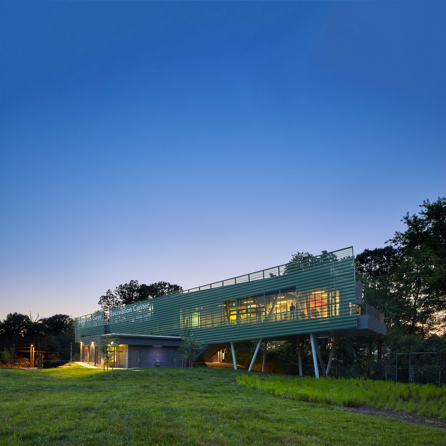 Marvin Gaye Recreation Center By ISTUDIO Architects - Sheet7