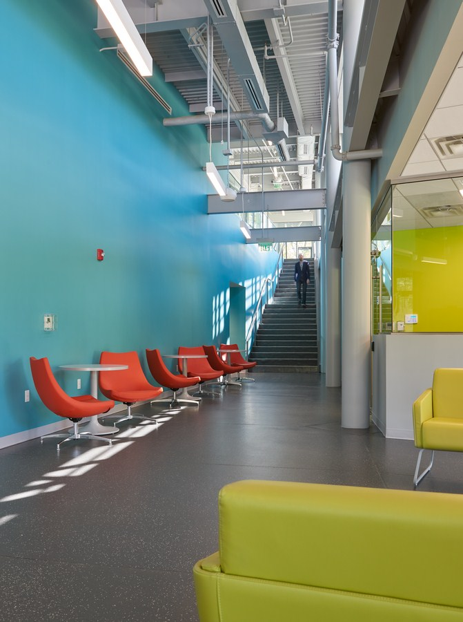 Marvin Gaye Recreation Center By ISTUDIO Architects - Sheet9