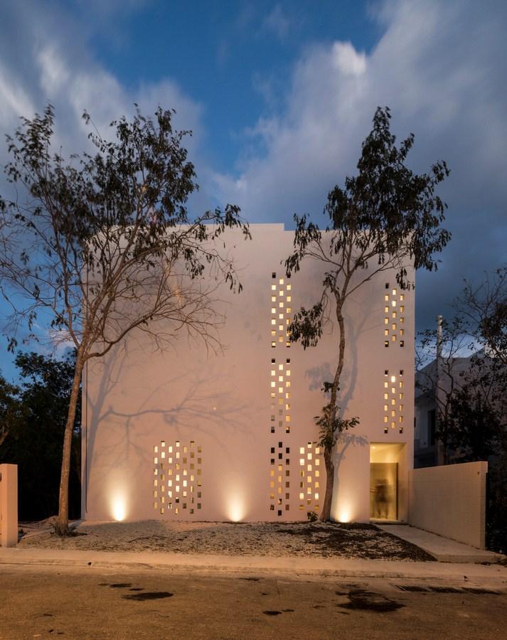 Riviera Maya House By Cadaval & Solà-Morales - Sheet15