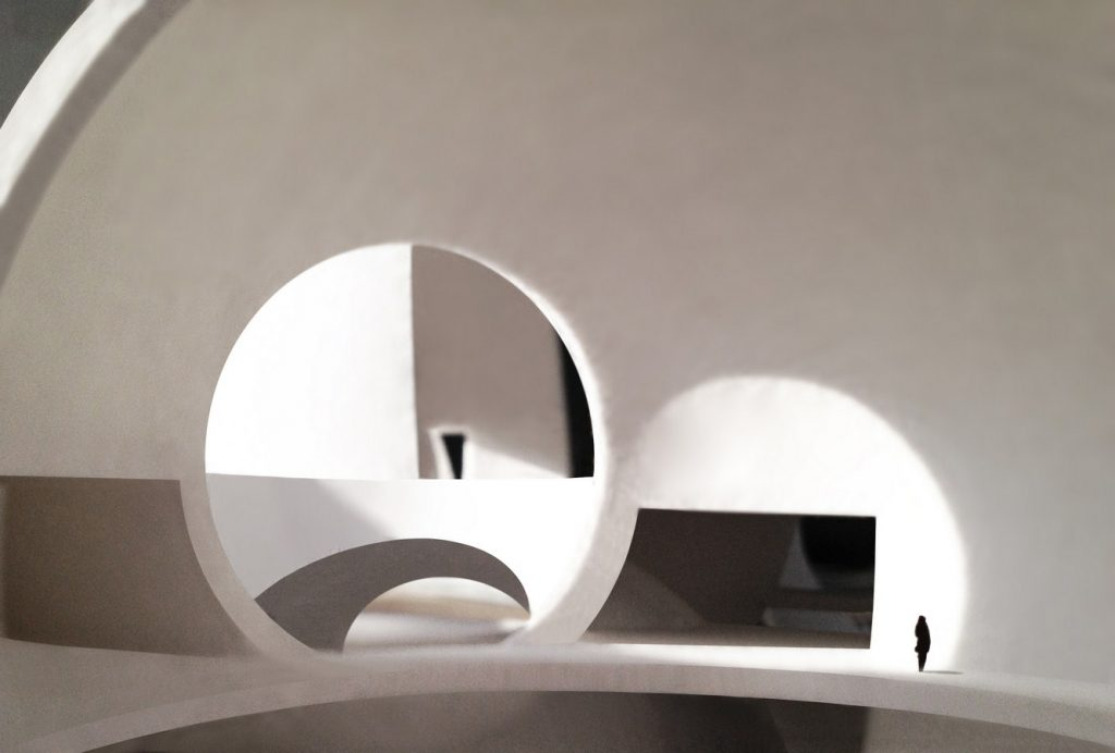 Taiwan ChinPaoSan Necropolis By Steven Holl Architects - Sheet7