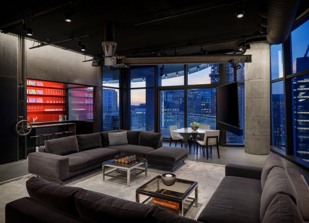 Dallas Apartment By Olson Kundig - Sheet5