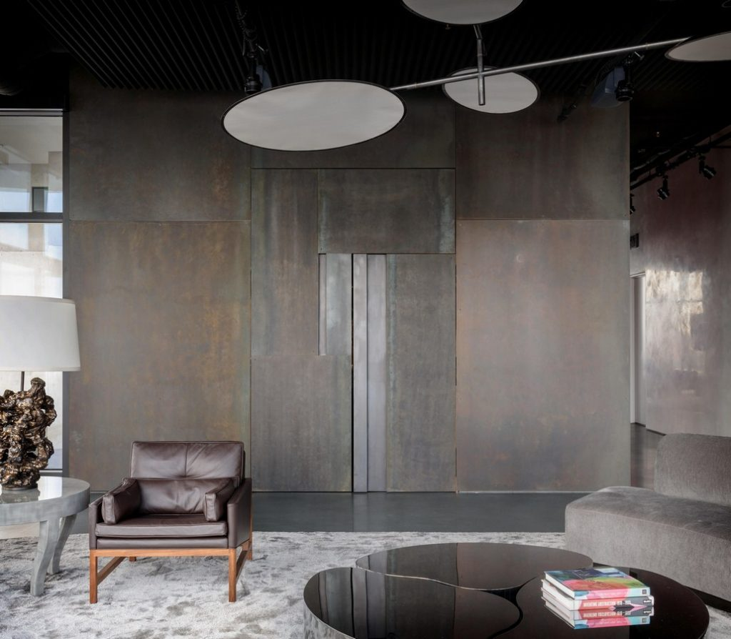 Dallas Apartment By Olson Kundig - Sheet9