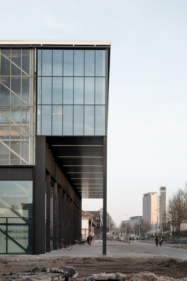 LocHal Library Architecture by Civic By Civic Architects - Sheet6