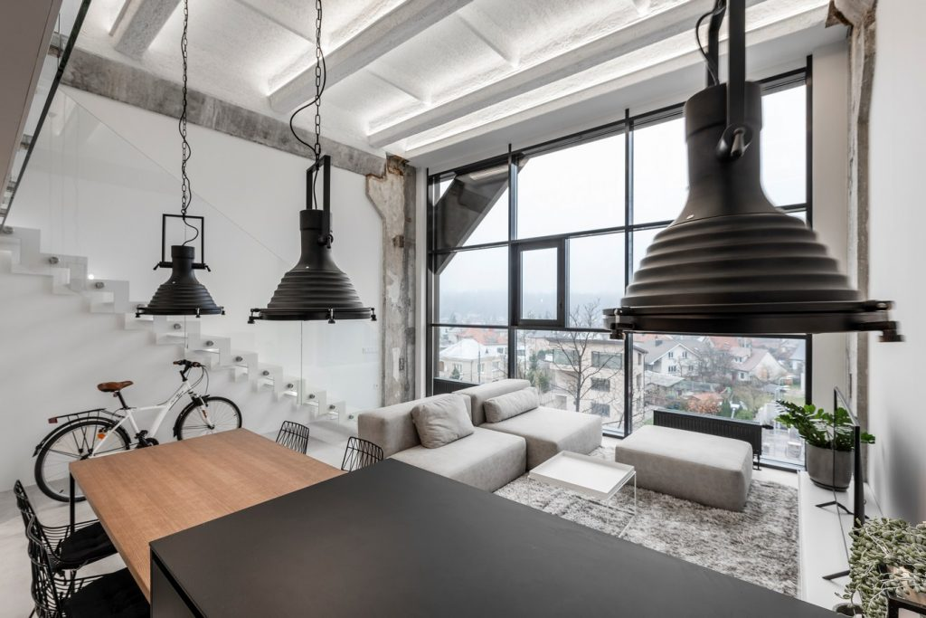 Minimalistic Industrial Loft By IDwhite - Sheet7
