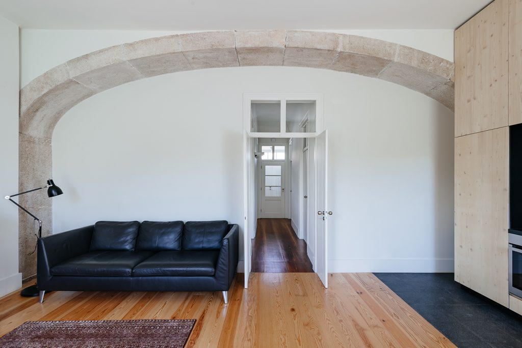 Apartment in Oeiras By Site Specific Arquitectura - Sheet4