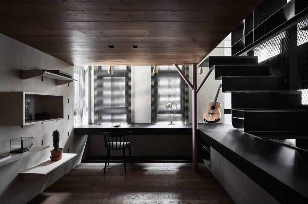Apartment X By KC Design Studio - Sheet2