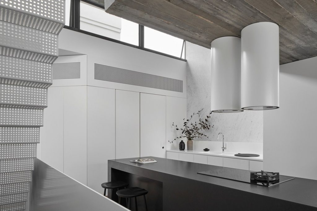 Fitzroy Terrace House By Taylor Knights - Sheet17