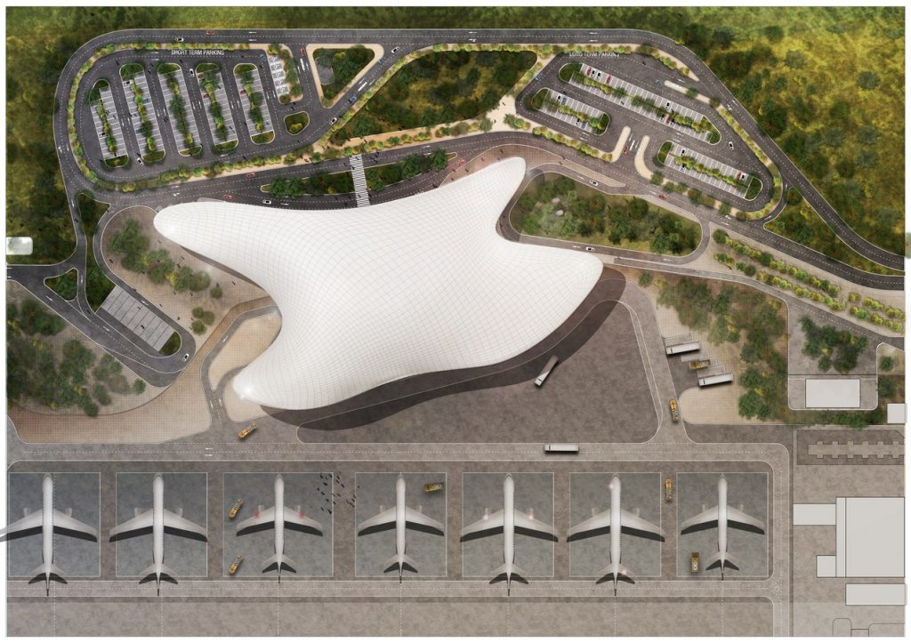 Gelendzhik Airport By Massimiliano and Doriana Fuksas - Sheet4