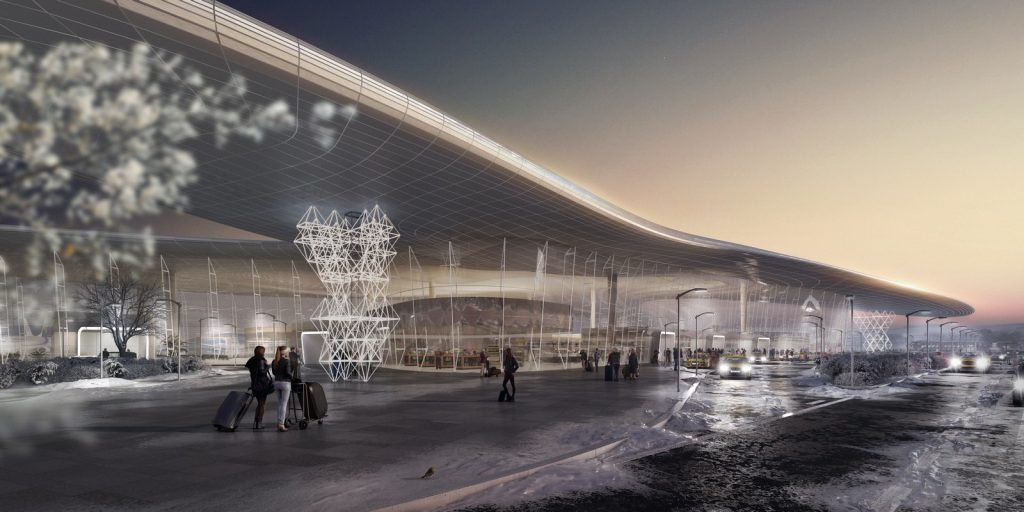 Gelendzhik Airport By Massimiliano and Doriana Fuksas - Sheet7