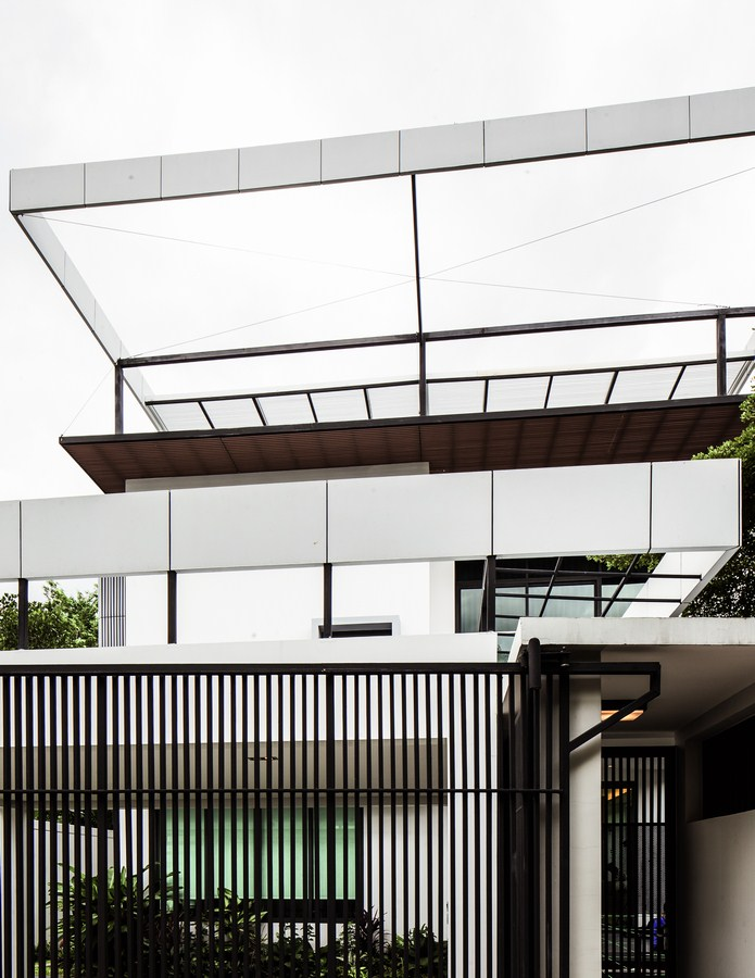Prachachuen House By Archimontage Design Fields Sophisticated - Sheet2