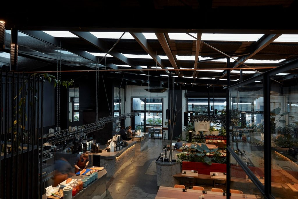 Project281 Cafe By Splinter Society Architecture - Sheet6
