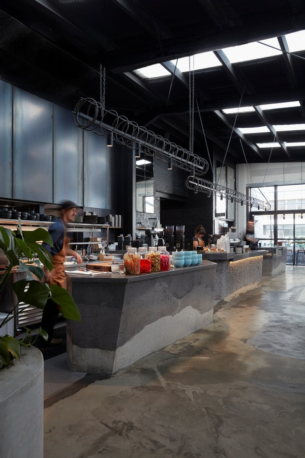 Project281 Cafe By Splinter Society Architecture - Sheet9