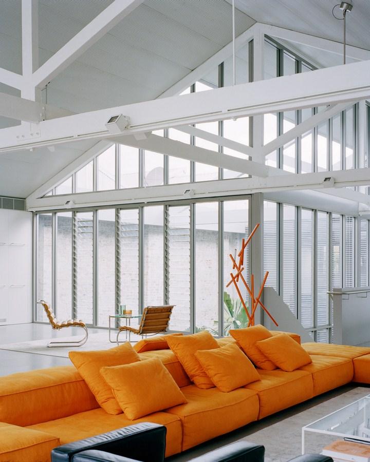 Redfern Warehouse By Ian Moore Architects - Sheet14