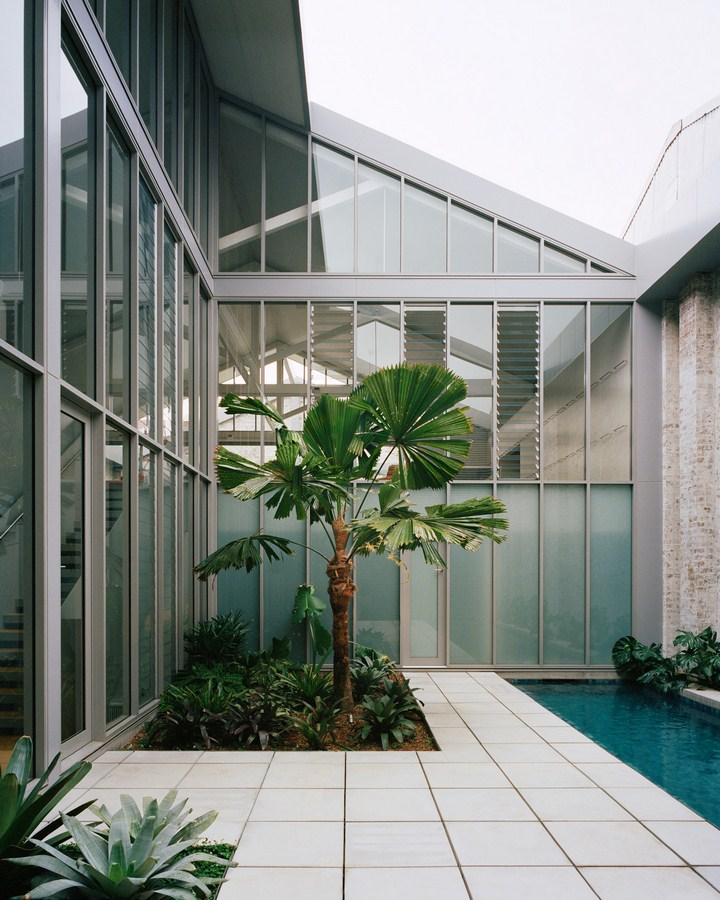 Redfern Warehouse By Ian Moore Architects - Sheet6