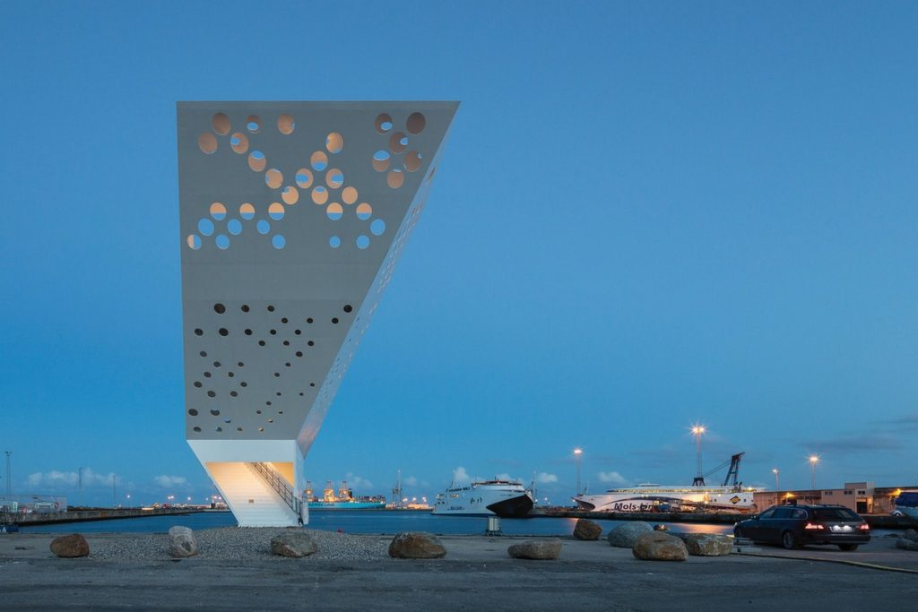 The Salling Tower By Dorte Mandrup Arkitekter - Sheet2