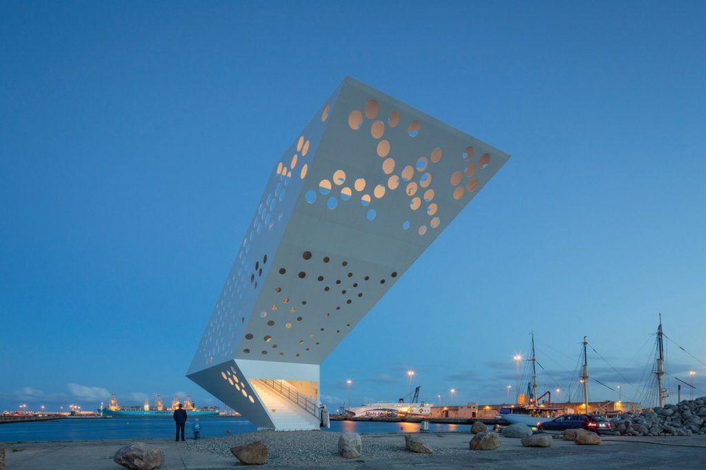 The Salling Tower By Dorte Mandrup Arkitekter - Sheet3