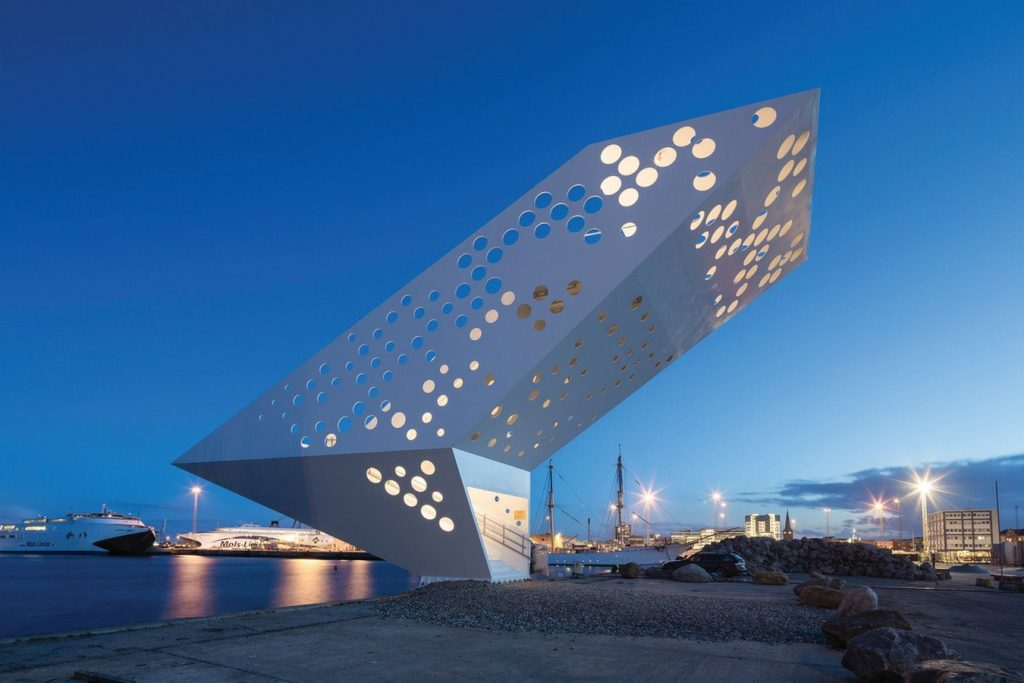 The Salling Tower By Dorte Mandrup Arkitekter - Sheet5
