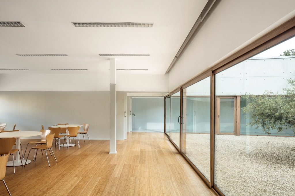 Day center and Home for the elderly of Blancafort By Guillem Carrera - Sheet13