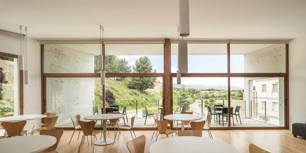 Day center and Home for the elderly of Blancafort By Guillem Carrera - Sheet9