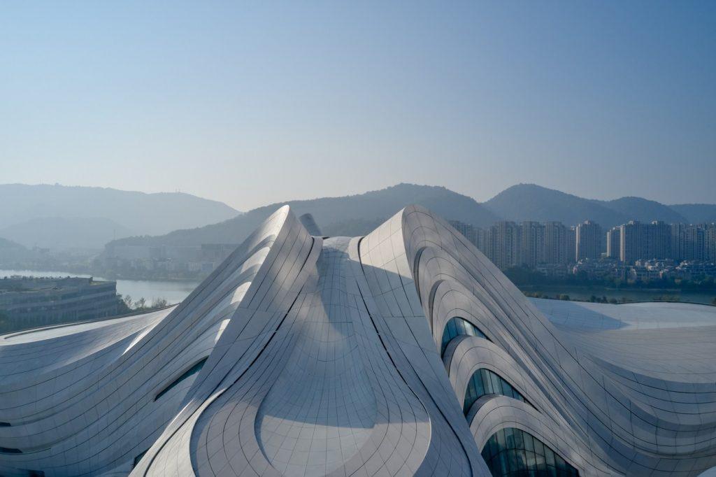 Changsha Meixihu International Cultural Centre ZahaH - Sheet10