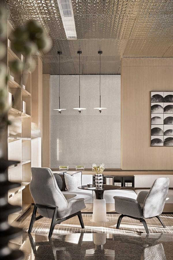 Shenyang China Overseas • Wang Jing Mansion Sales Center By ONE-CU Interior Design Lab - Sheet11