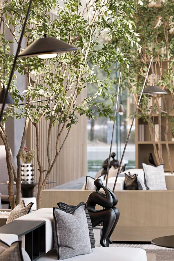 Shenyang China Overseas • Wang Jing Mansion Sales Center By ONE-CU Interior Design Lab - Sheet7