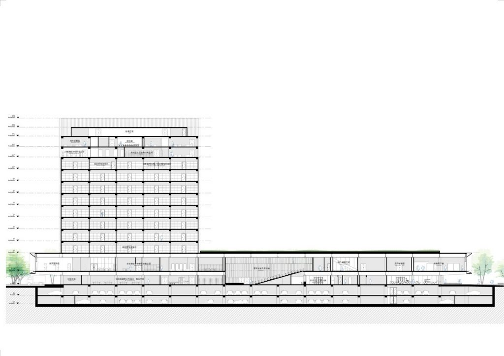 Taiwan National Archive By Mecanoo - Sheet3