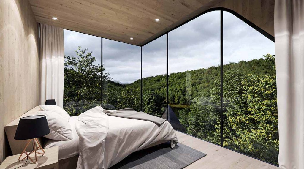 Tree Houses By Peter Pichler Architecture - Sheet2