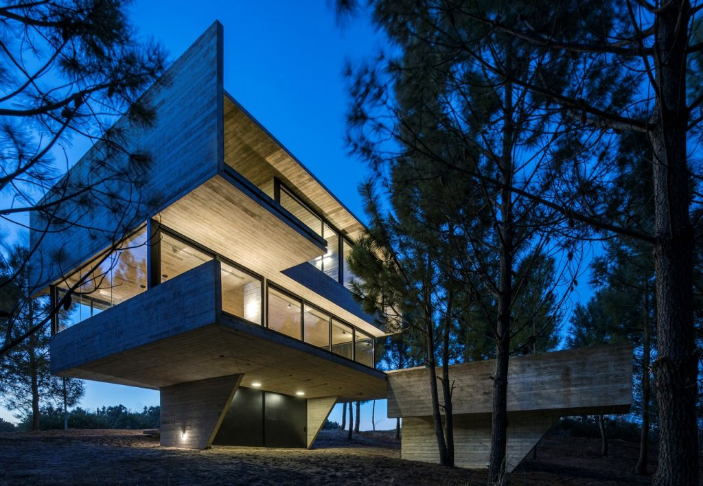 2914 House in the Trees By Luciano Kruk arquitectos - Sheet25