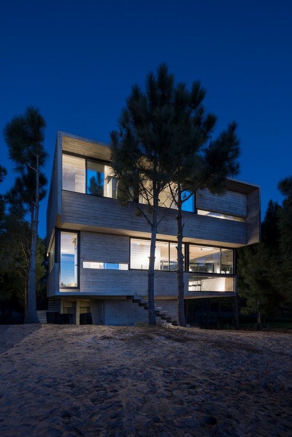 2914 House in the Trees By Luciano Kruk arquitectos - Sheet27