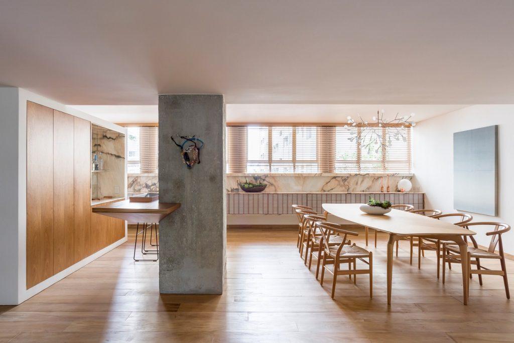 VLP Apartment By Pascali Semerdjian Arquitetos - Sheet3