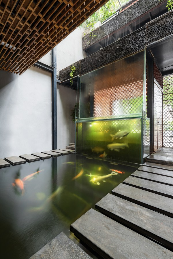 KOI CAFE By Farming Architects - Sheet8